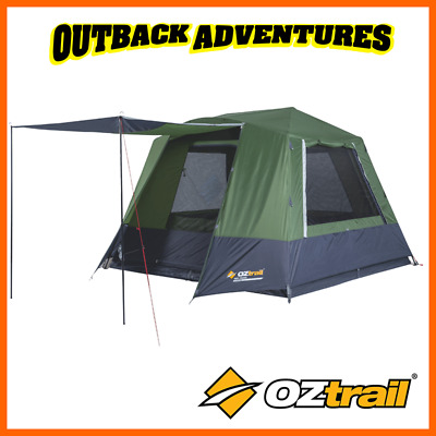 AU299 • Buy Oztrail Fast Frame  6p Tent New Model 6 Person