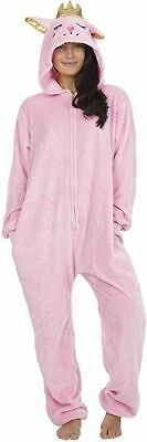 £17.84 • Buy CityComfort All In One Cat Queen Pajamas Super Soft Loungewear Jumsuit For Women