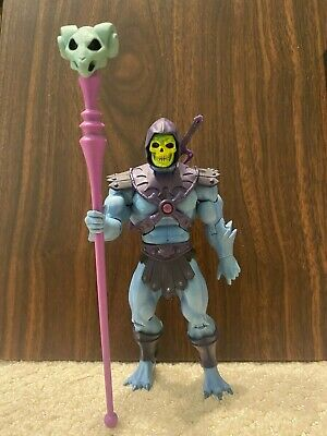 $80 • Buy MOTUC, MOTU, SKELETOR, Masters Of The Universe Classics, He-man LOOSE