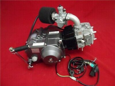 Lifan 125cc Big Valve 4 Speed Semi Auto Pit Bike Engine. Full Package. Old Style • 290.50£