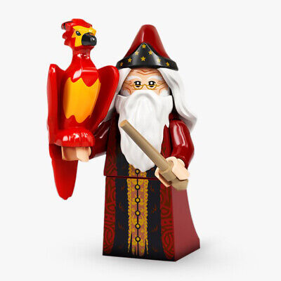 £4.99 • Buy LEGO Harry Potter Series 2 CMF - No.02 Albus Dumbledore (Removed From Packet)