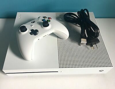 AU399 • Buy Microsoft Xbox One S 500gb Console With 1 Controllers And 10 Games