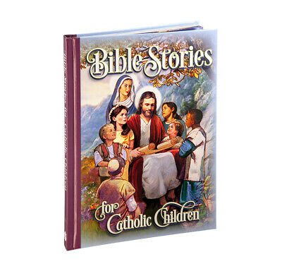 £9.76 • Buy Bible Stories For Catholic Children - NEW Hard Cover 2497