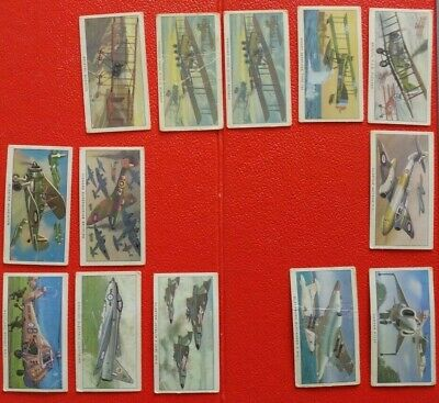 £3.50 • Buy Kellogg Co Cards - A History Of British Military Aircraft - Collectable, School
