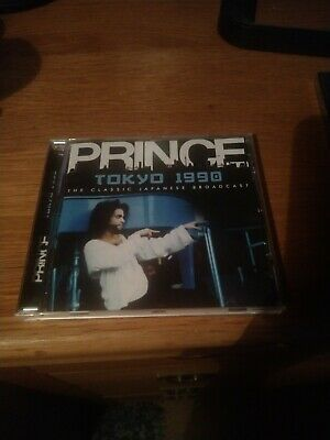 Prince : Tokyo 1990: The Classic Japanese Broadcast CD (2016)  • 5£
