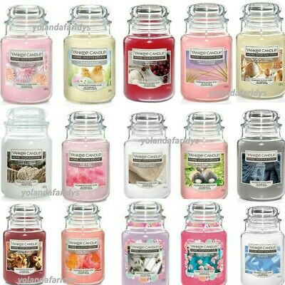Yankee Candle Scented Fragrance Candles Medium 340/ Large 538g/ Wax Melts/ Gift  • 21.99£
