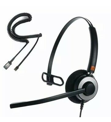 IPH-160 Corded Landline Phone Headset, For Parts, E2 • 12.87£