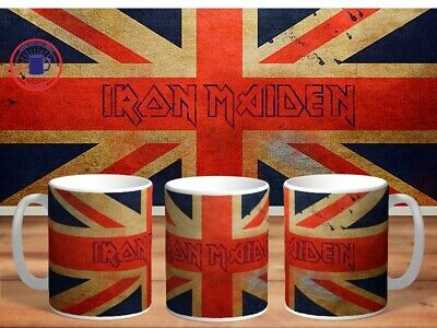 IRON MAIDEN 11oz MUGS - VARIOUS DESIGNS - PERFECT GIFT -41 • 7.60£