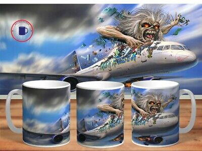 IRON MAIDEN 11oz MUGS - VARIOUS DESIGNS - PERFECT GIFT -5 • 7.60£