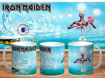 IRON MAIDEN 11oz MUGS - VARIOUS DESIGNS - PERFECT GIFT -4 • 7.60£