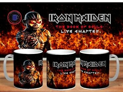 IRON MAIDEN 11oz MUGS - VARIOUS DESIGNS - PERFECT GIFT -36 • 7.60£