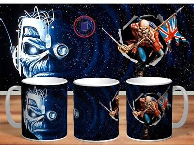 IRON MAIDEN 11oz MUGS - VARIOUS DESIGNS - PERFECT GIFT -32 • 7.60£