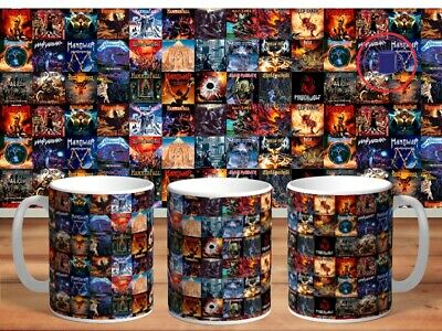 IRON MAIDEN 11oz MUGS - VARIOUS DESIGNS - PERFECT GIFT -29 • 7.60£