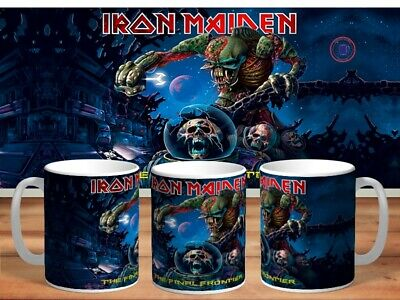IRON MAIDEN 11oz MUGS - VARIOUS DESIGNS - PERFECT GIFT -37 • 7.60£