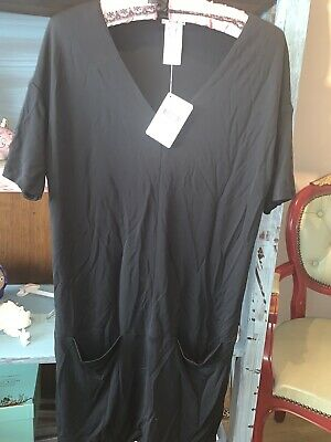 Wolford Dress Size 12-14 With Pockets Stunning Rrp£380 • 25£