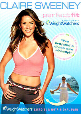 [DISC ONLY]Claire Sweeney: Perfect Fit With WeightWatchers (2007) Claire Sweeney • 1.67£