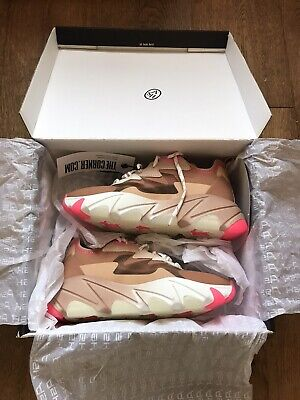 ASH Eclipse Pink Nude Chunky Trainers UK 6/39 BNIB • 80£