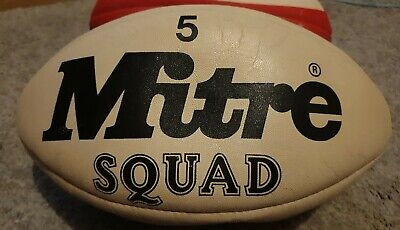 Wales Rugby Union 1993 Squad Signed Ball • 30£