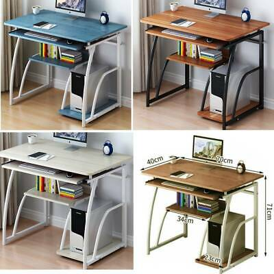 AU72.50 • Buy Computer Desk Study Office Storage PC Laptop Table Student Home Writing Table