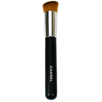 Chanel Foundation Brush 8 2 In 1 Fluid And Powder Cosmetic Make Up Brushes - New • 39.75£