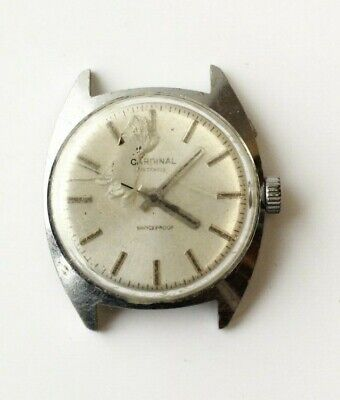 $ CDN20 • Buy Vintage Cardinal Mechanical Movement Watch Parts, Working Condition