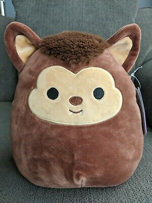 $ CDN30 • Buy Squishmallows Halloween 8  Inch Exclusive Wade Werewolf Wolf NEW Fall 2020 BNWT