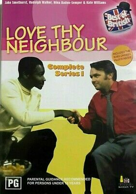AU59.99 • Buy Love Thy Neighbour : Complete Series 1 : New Old Aus Stock : NEW DVD