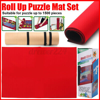 £17.51 • Buy Puzzle Mat Board Roll Up Storage Tube Holder Organizer Save To 1500pc