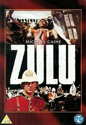 Zulu Dvd Michael Caine Brand New & Factory Sealed (1964) • 5.99£