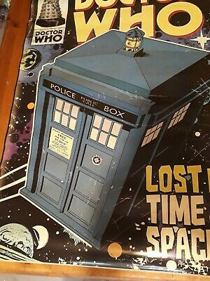Dr Doctor Who & Nuka Cola Fallout Space Posters Bedroom Man Cave Boys Girls   • 6£