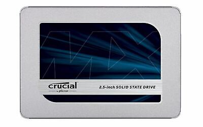 Crucial MX500 BX500 250 GB 500 GB Up To 560 MB/s SATA 2.5 Inch And PNY 120GB SSD • 68.99£