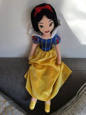 Disney Store Snow White  19  Plush Doll Soft Toy • 2.99£