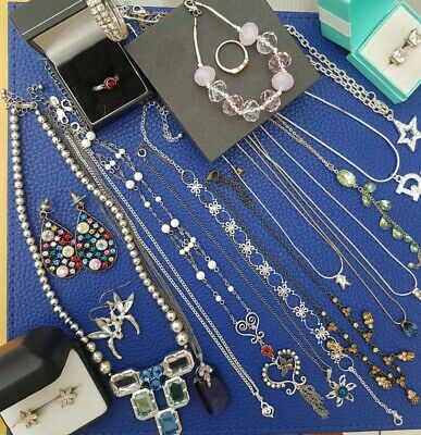 Job Lot Diamante Jewellery  • 4.20£