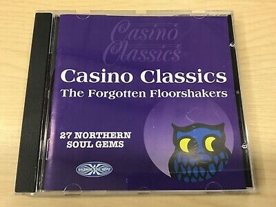 Various : Casino Classics: The Forgotten Floorshakers: 27 Northern Soul Gems CD • 11£