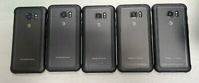 $ CDN349.99 • Buy 5 X Lot - Samsung Galaxy S7 Active AT&T Unlocked SM-G891 Heavy Burn Shadow