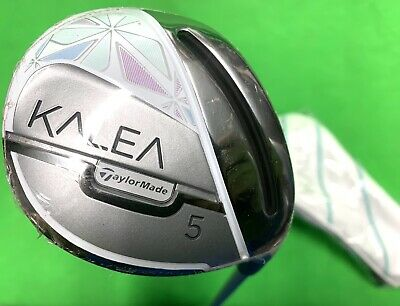AU270.86 • Buy Taylormade Kalea Ladies 5 Wood Golf Club 2020 New- 24 Hour Delivery!!!