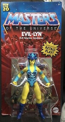 $24.95 • Buy Masters Of The Universe Beast Barrage: Evil-Lyn - Retro Play - Walmart Exc. NEW