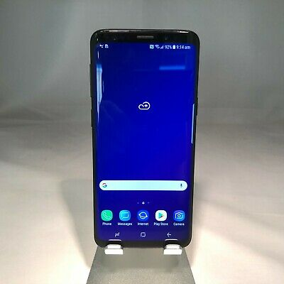 $ CDN237.80 • Buy Samsung Galaxy S9 64GB Midnight Black Cricket Good Condition