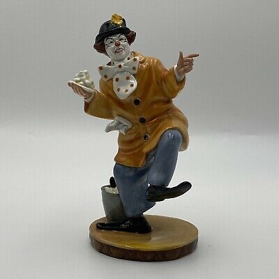 Royal Doulton Clown (HN2890) *Chipped* • 34.49£