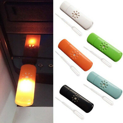 AU9.25 • Buy Mini Usb Car Aromatherapy Diffuser Aroma Humidifier Essential Oil Air Scaven Ot