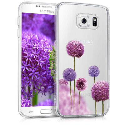 $ CDN6.99 • Buy TPU Silicone Crystal Back Case For Samsung Galaxy S6 S6 Duos