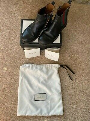 Gucci Chelsea Boots - Kids Size 13  • 40£