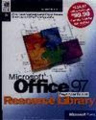 Microsoft Office 97 Developer's Edition Resource Library Book By Microsoft... • 129.95£