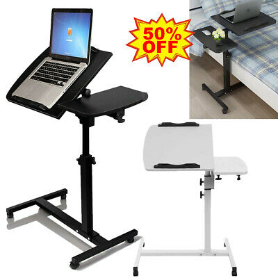 £35.24 • Buy Adjustable Portable Laptop Table Stand Lap Sofa Bed Tray Folding Computer Desk