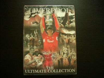 Liverpool - The Ultimate Collection FA CUP COLLECTION - 7 DVD BOX SET • 26.95£