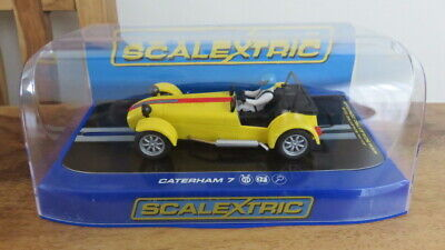 Scalextric - Caterham 7 Collector Centre Car - Limited Edition - C3425 • 40£