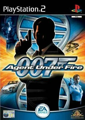 James Bond 007 Agent Under Fire - PS2 Playstation 2 Game Complete With Manual  • 2.58£