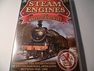 Steam Engines Of British Railways DVD New/Sealed • 5.99£