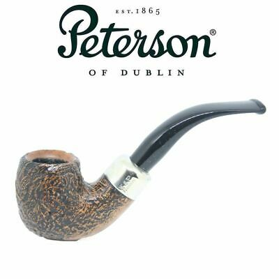 AU135.42 • Buy Peterson -  Arklow Sandblast 221 - 9mm Filter Pipe