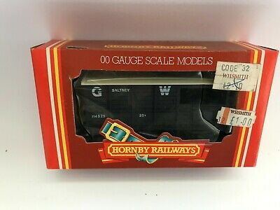 Hornby R714 GWR Brake Van Wagon Boxed   Gauge 00 • 8.50£